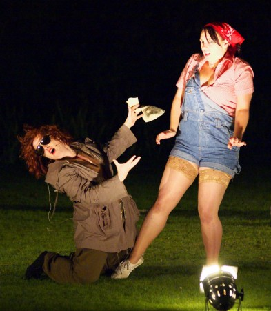 Jacquenetta/ Love's Labours Lost. Black Ram Theatre Company 2010